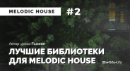 Лучшие библиотеки для Melodic House